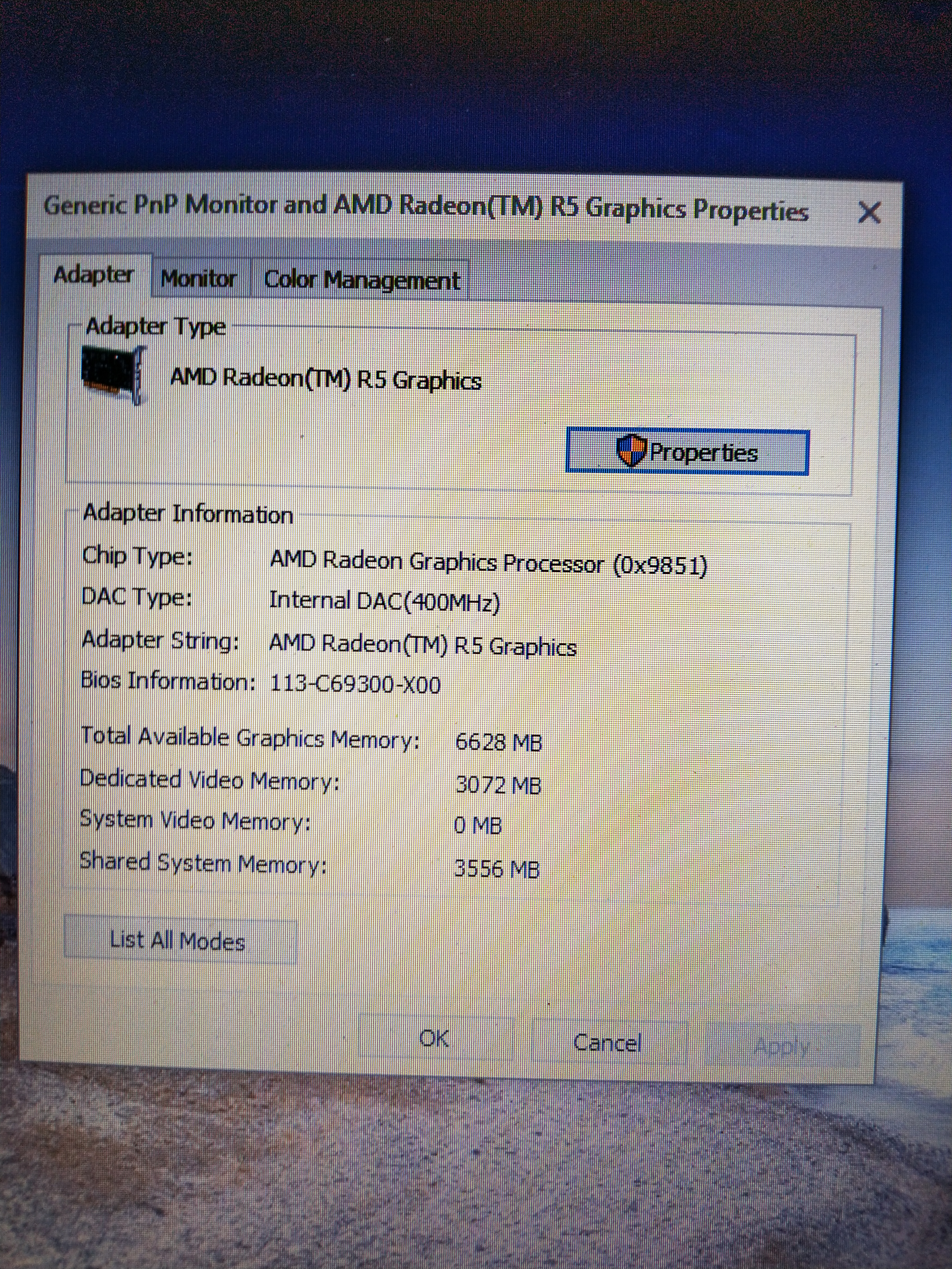 Solved My Pc Do Not Use Amd Radeon R5 M330 In My Games A Amd Community