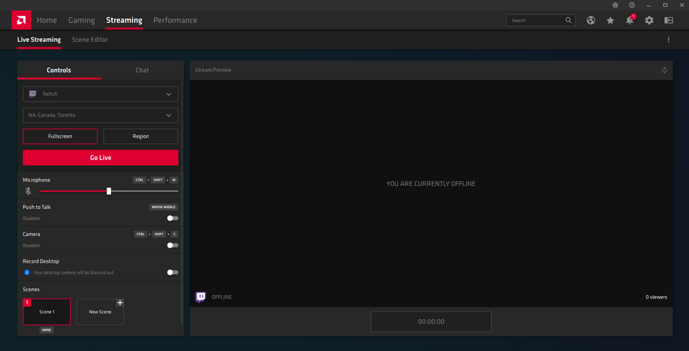 Radeon Software Streaming.PNG