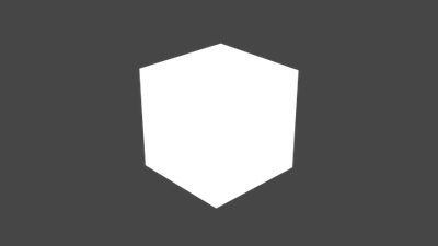 Here is a render of the defalt cube that I made